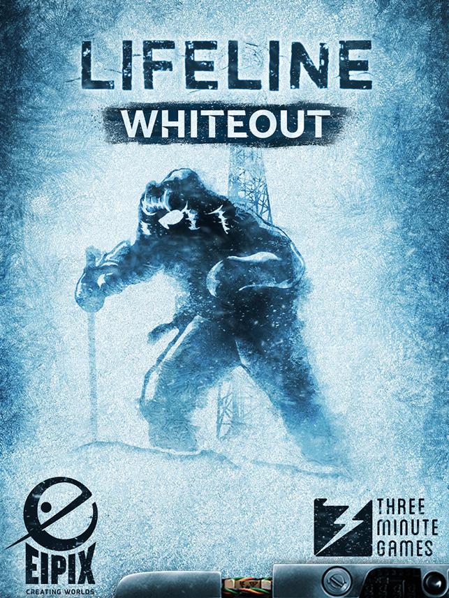 Lifeline: Whiteout Screenshot