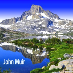 John Muir Trail Map Offline