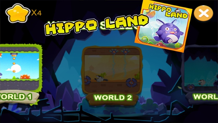 HippoLand - Land of the lost screenshot-3