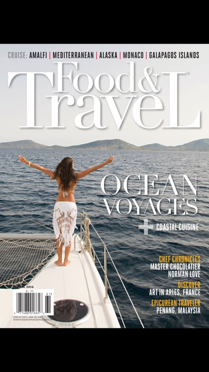 Food and Travel Quarterly Mag