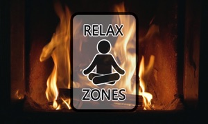 Fireplace Video by Relax Zones
