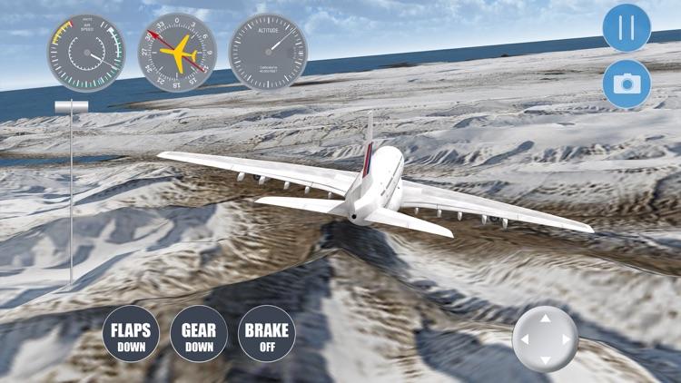 Iceland Flight Simulator screenshot-3