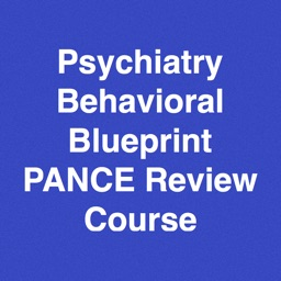 Psychiatry Blueprint PANCE PANRE Review Course (Lecture & Questions)