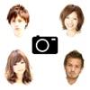 ヘアスタイル実験カメラ - iPhoneアプリ