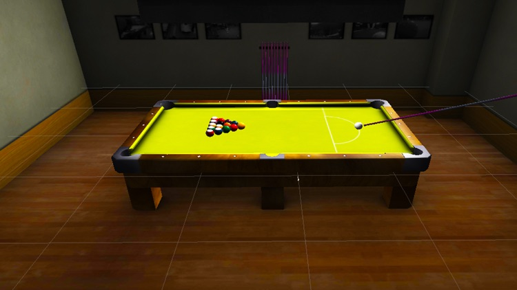 Pool Ball 3D billiards Snooker Arcade game 2k16 screenshot-2