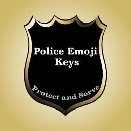 Police Emoji Keys