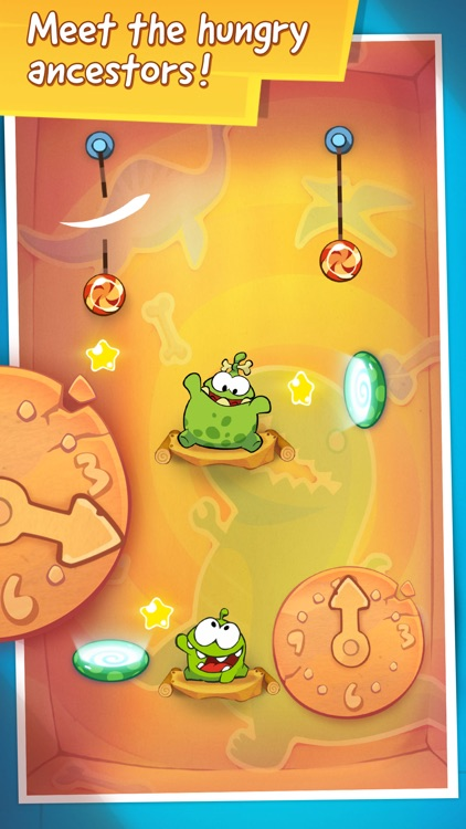 Cut the Rope: Time Travel™