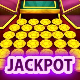 Coin Dozer Casino: Golden Slots Coins Pusher Machine & lucky Spin Wheel Games PRO