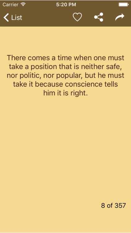 Martin Luther King, Jr. Quotes - The best quotes screenshot-3
