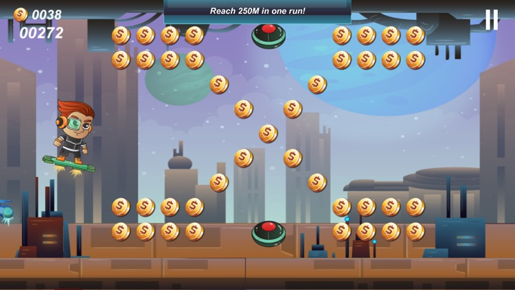 Sonic Skate Pro screenshot-3