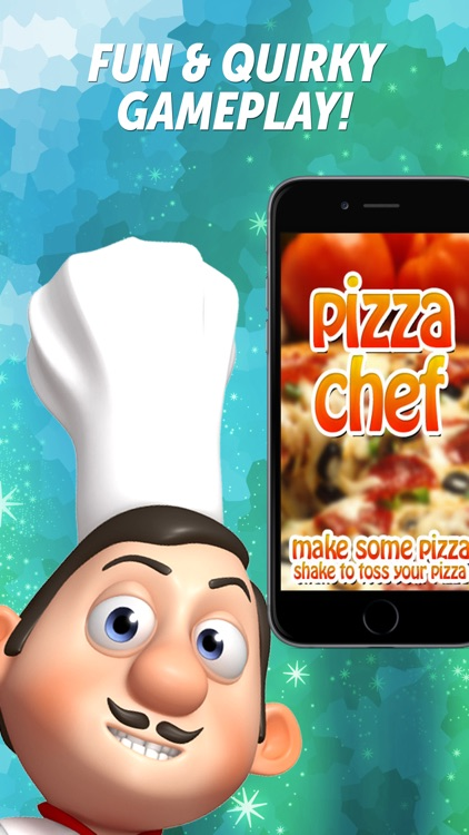 Pizza Chef Italian Food Game