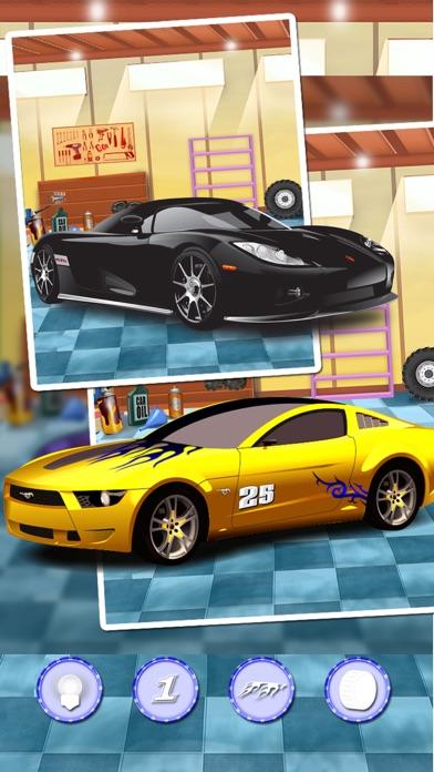 洗車サロン&デザイン、あなたの車 - 子供のための車のメカニックゲームのスクリーンショット2