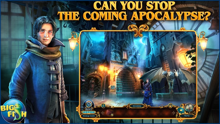 Chimeras: The Signs of Prophecy - A Hidden Object Adventure (Full) screenshot-0
