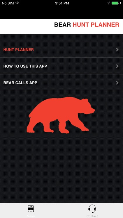 Bear Hunting Planner - Outdoor Predator Hunting Simulator (Ad Free)