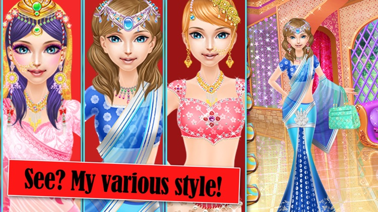 Candy Fashion Makeover (Pro) screenshot-3