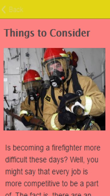 How To Become A Fireman