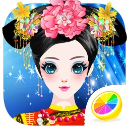 Chinese Belle – Retro Costume Games for Girls and Kids