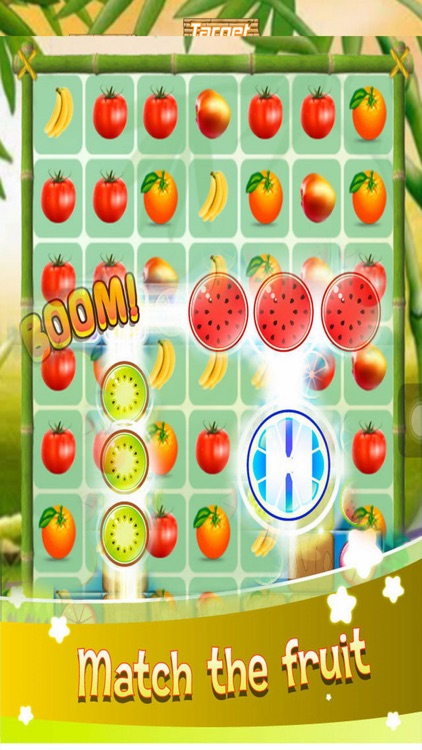 Link Fruit Connect: Line Match Game