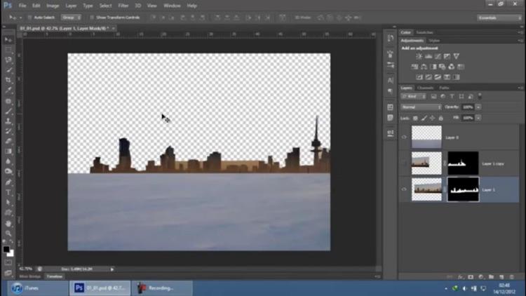Master Class Adobe Photoshop Edition