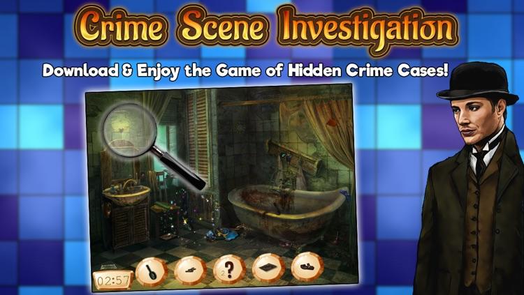 Hidden Crime Case Investigation screenshot-4
