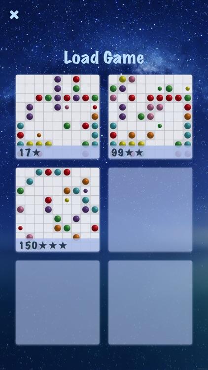 Color Lines 98 - Classic Board Games screenshot-4
