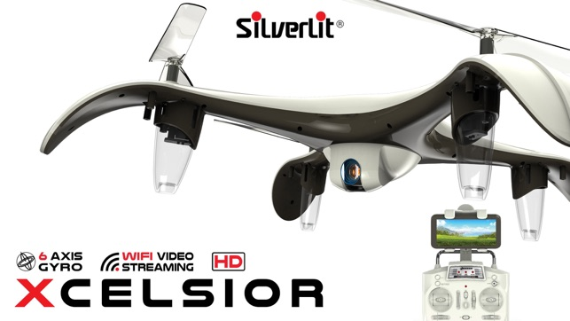 Silverlit Xcelsior Fpv Drone On The App Store