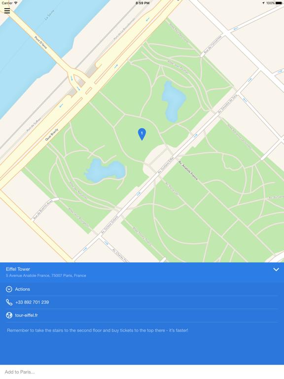 Relay – Multiple Location Maps screenshot 3