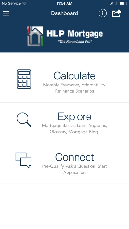 HLP Mortgage Calculator