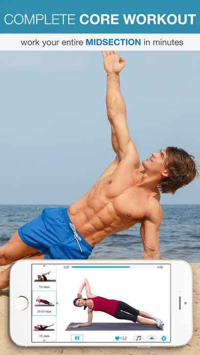 Easy Ab Workouts Free - Flatten and Tone Your Stomach and Back Fatのおすすめ画像4