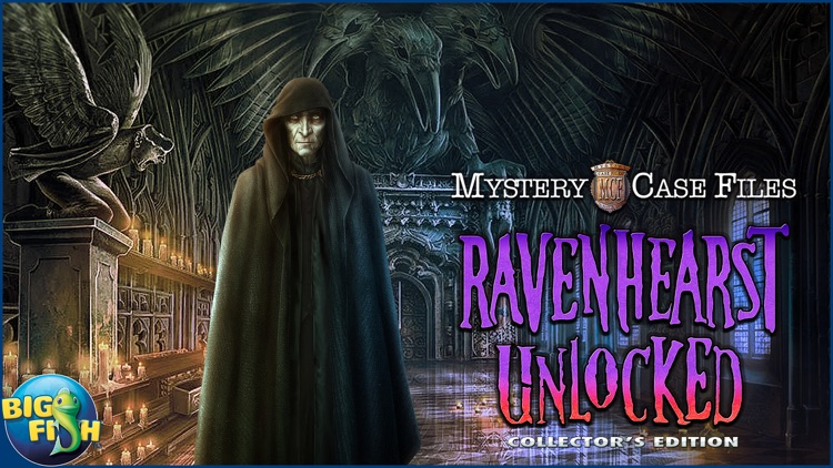 Mystery Case Files: Ravenhearst Unlocked - A Hidden Object Adventure screenshot-4