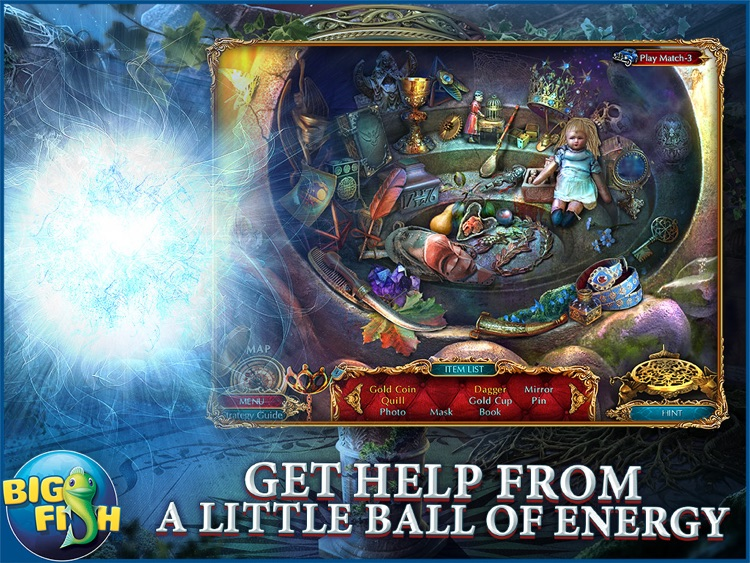 The Curio Society: Eclipse over Mesina HD - A Hidden Object Mystery (Full) screenshot-1