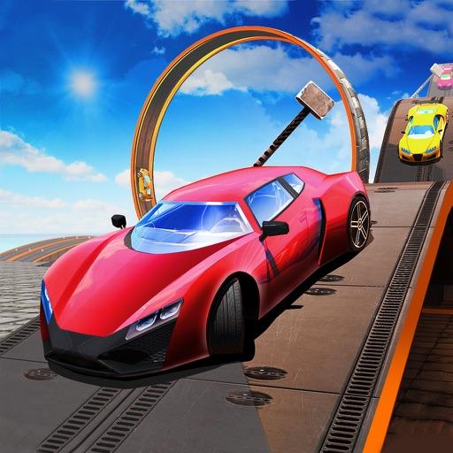 Extreme Sports Car Stunts 3D   City Muscle Car Racing U0026 Drifting Challenge