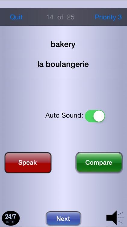 French  FREE  24/7 Language Learning screenshot-4
