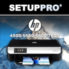 Flatiron Mobile - Setup Pro for HP Envy 4500, 5500, 5600 & 7600 Series アートワーク