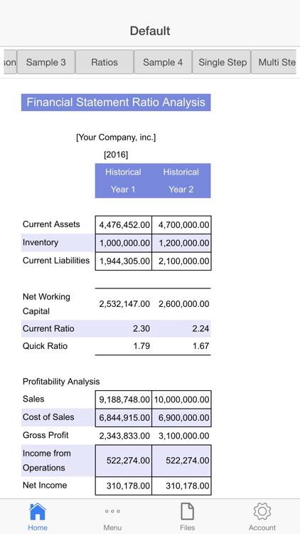 Business Valuation Pro screenshot-4
