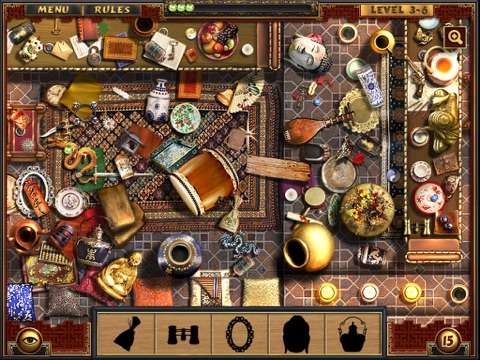 Lost Amulets: Mystic Land-ipad-2
