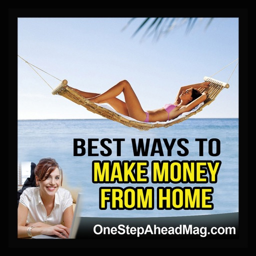 How To Make $10,000+ Per Month From Anywhere Magazine iOS App