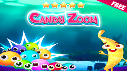 Candy Zoom - farm jam in birds wars frozen of rio and fight