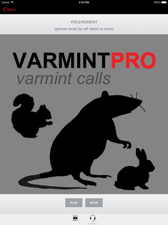 Varmint Calls for Predator Hunting Bluetooth-Ad Free
