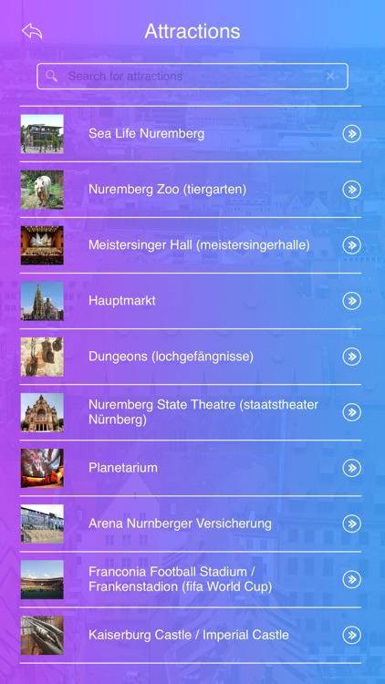 Nuremberg City Guide