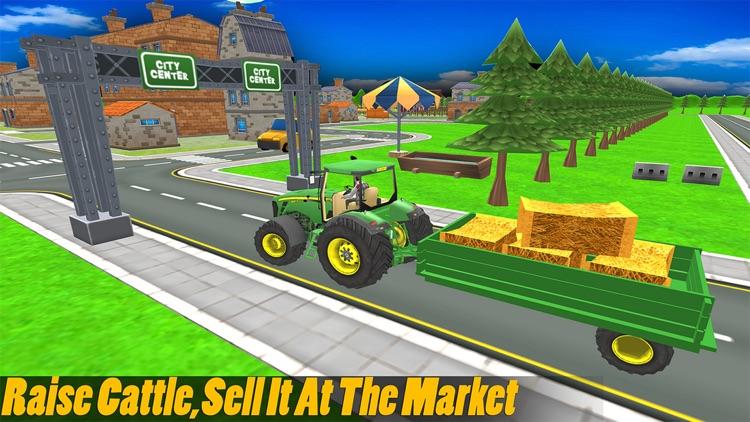 Farming Simulator 3D screenshot-4