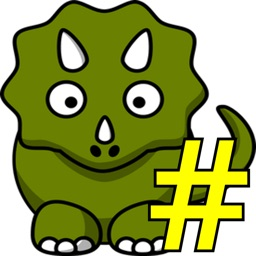 Dinosaur Tic-Tac-Toe (2-Player Edition)