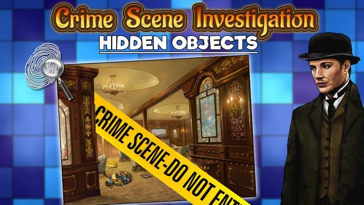 Hidden Crime Case Investigation