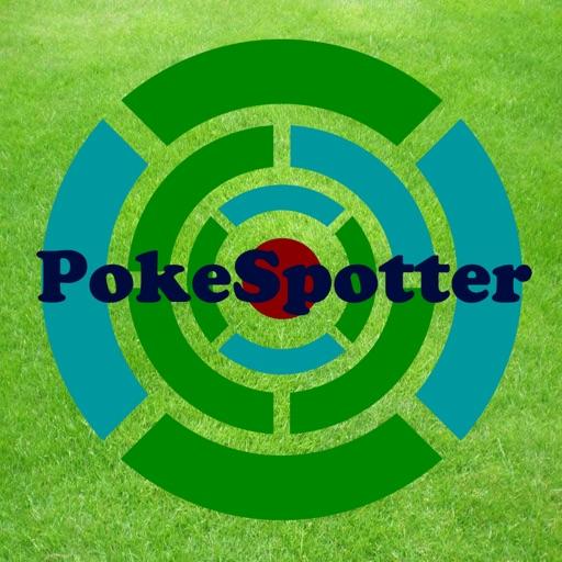 Poke Spotter - Realtime Map for Pokemon Go