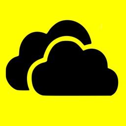 Yellow rain - Weather forecast