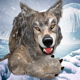Wolf Simulator 2016. Real Howling Wild Wolves In Virtual Hunting