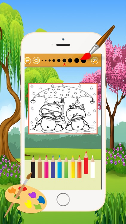 Animal Coloring Book - Drawing and Painting Colorful for kids games free