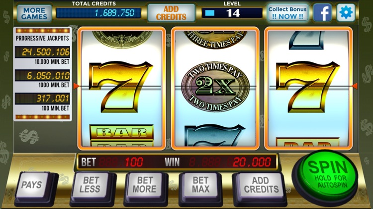Slots Vegas Casino screenshot-3