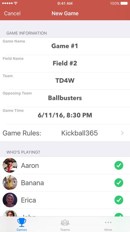 Kickball Coach screenshot-2