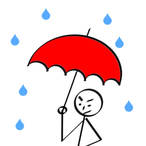 Don't Get Wet In The Rain Free icon